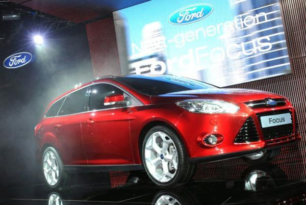 Женевский автосалон – 2010 Ford