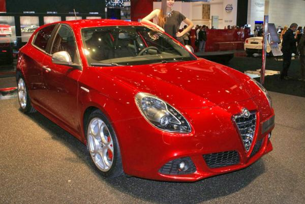 Женевский автосалон – 2010 Alfa Romeo