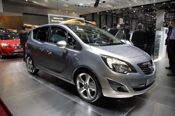 Женевский автосалон – 2010 Opel