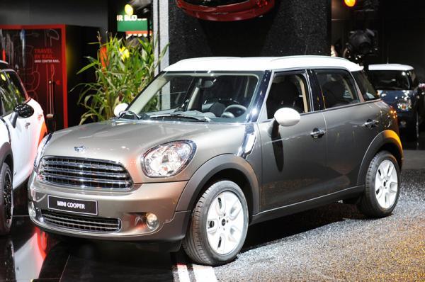 Женевский автосалон – 2010 MINI