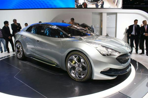 Женевский автосалон – 2010 Hyundai