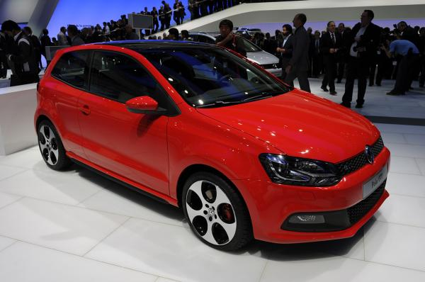 Женевский автосалон – 2010 Volkswagen