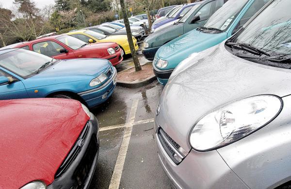 Нові правила парковки