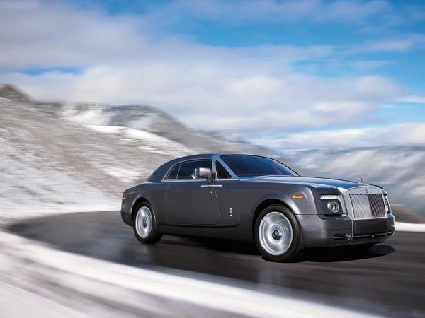 Rolls-Royce Phantom Coupe: двухдверный кузов для Phantom