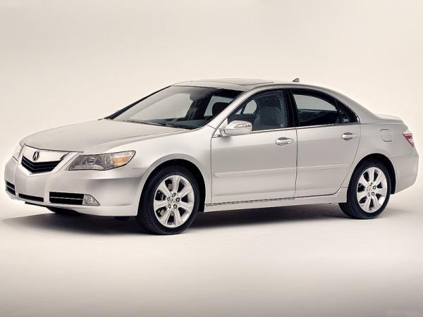 Acura RL: 2009 модельный год