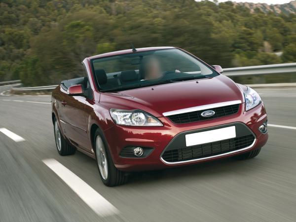Ford Focus: модернизация купе-кабриолета