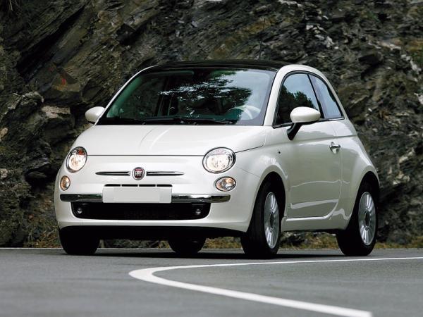 Fiat 500: маленький итальянец