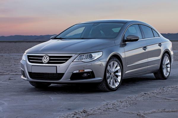 """Volkswagen Passat CC: """"народное купе"""""""