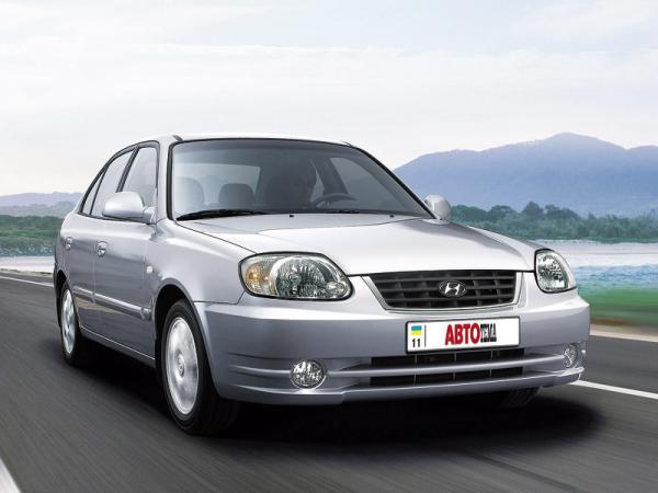 Hyundai Accent: с акцентом на доступность
