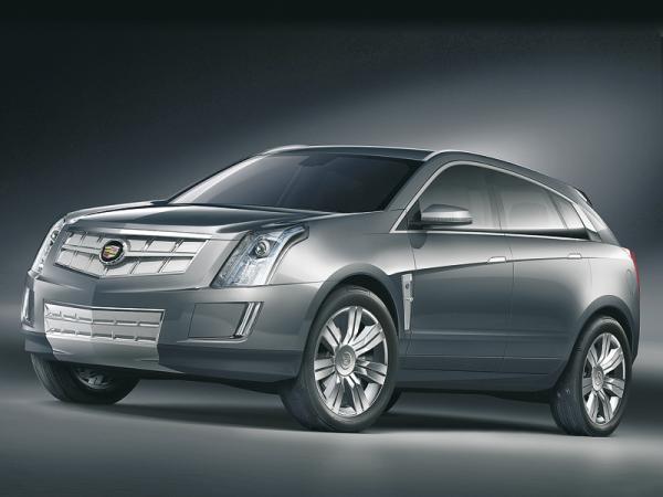 "Cadillac Provoq Concept: ""второе возрождение"""