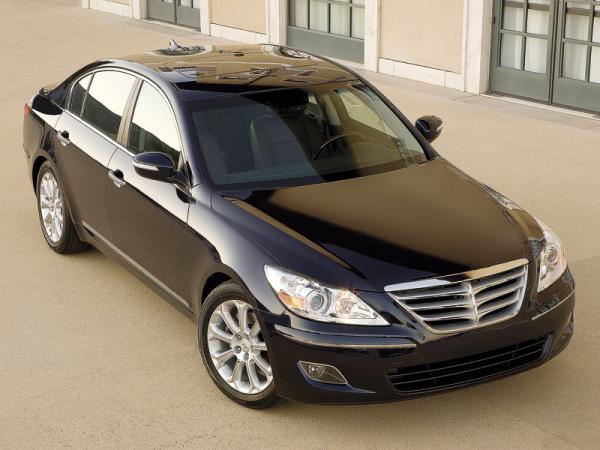 Hyundai Genesis: юбилею посвящается