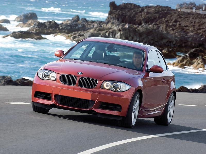 BMW 1 Series Coupe: преемник BMW 2002