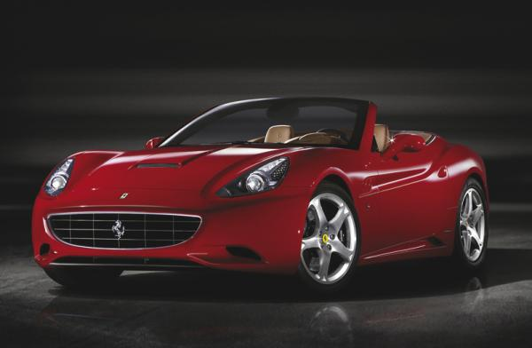 Ferrari California: автомобиль для «сорвиголов»