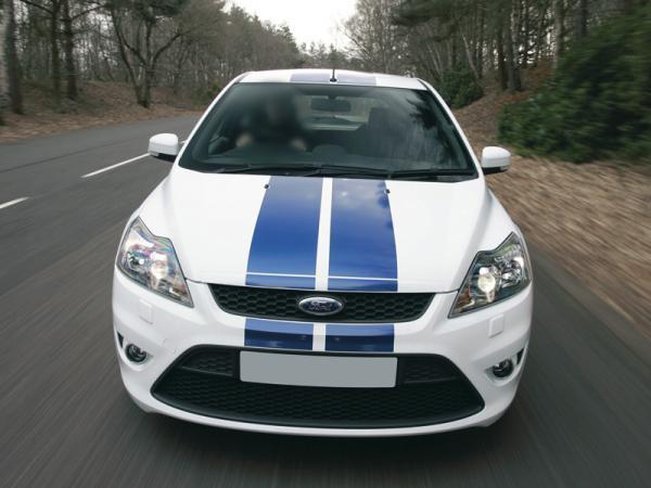 Ford Focus: хетчбэк с огоньком