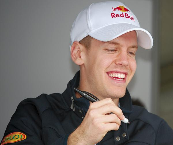 F1: Черная лошадка – 2010: Себастьян Феттель