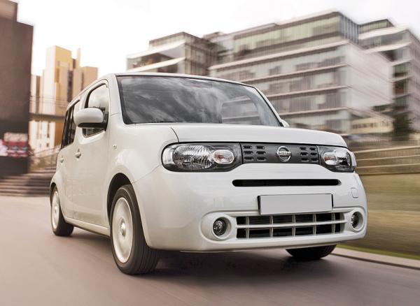 Nissan Cube: автомобильный кубизм