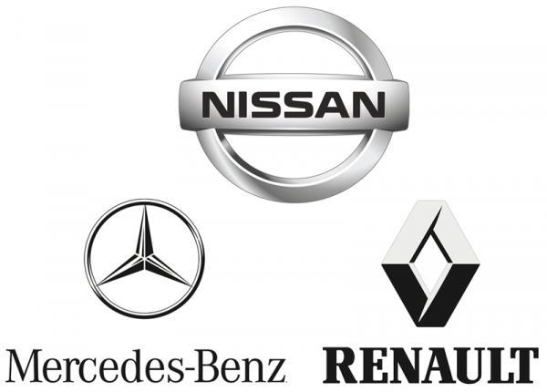 Nissan, Renault и Daimler создали альянс