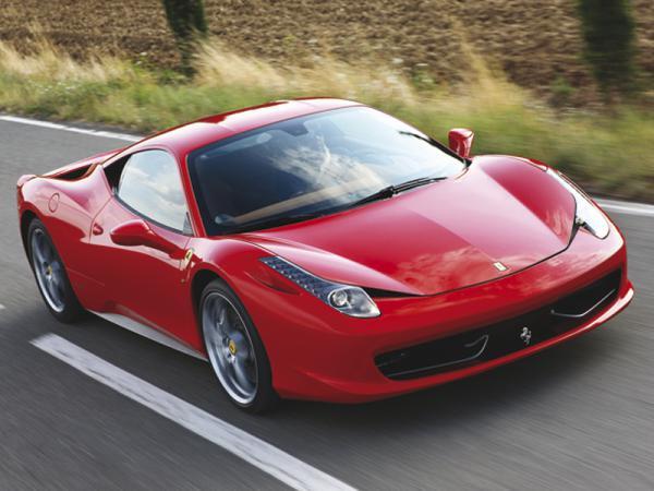 В Ferrari готовят облегченный 458 Challenge