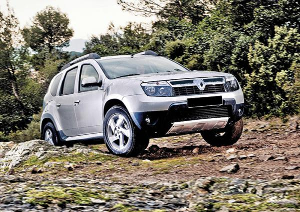 Renault Duster: стартуют продажи в Украине