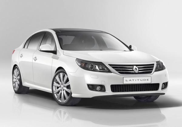 Renault Latitude: новый флагман