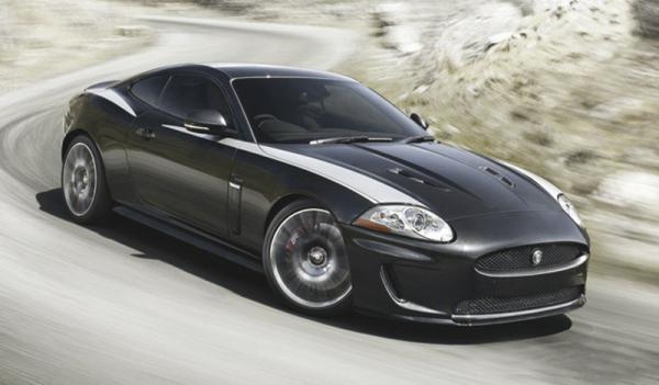 Jaguar подготовил трехдверное купе в честь 75-летия компании