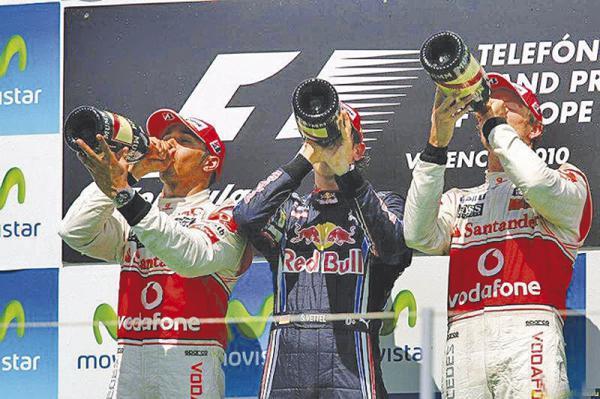 F1: Идеальная победа Себастьяна Феттеля