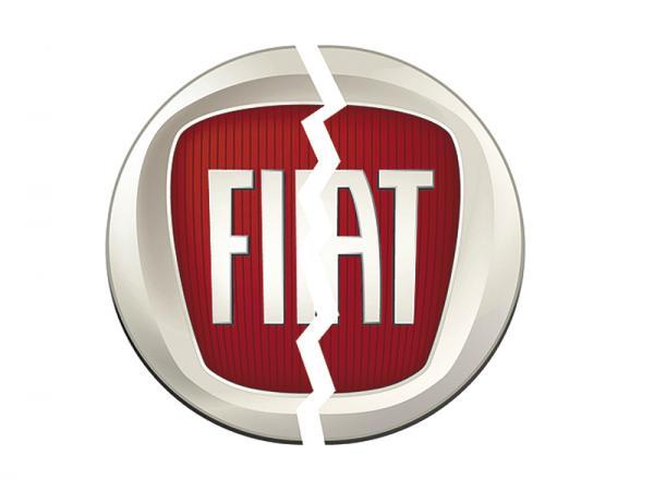 Fiat разделят пополам