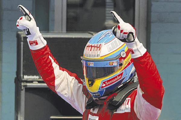 F1: Грязная победа Ferrari