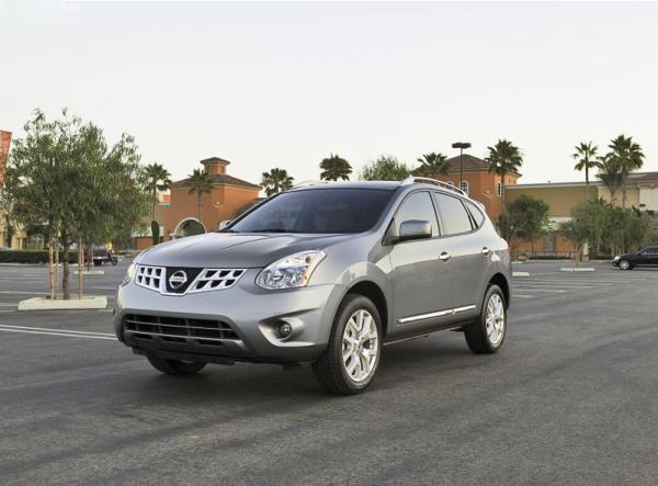 Nissan Rogue: плановая модернизация