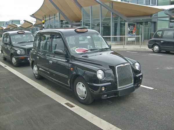 Лондонские такси будут работать на топливных ячейках