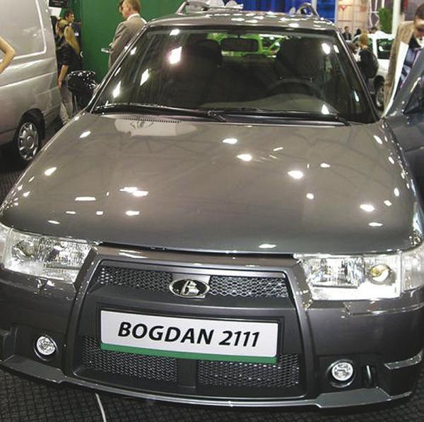"""Корпорация """"Богдан"""" намерена собирать 10 тыс. легковых автомобилей в месяц"""