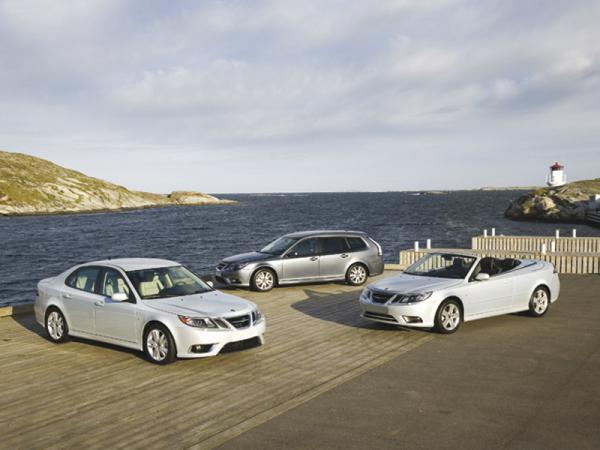 Новые двигатели для Saab
