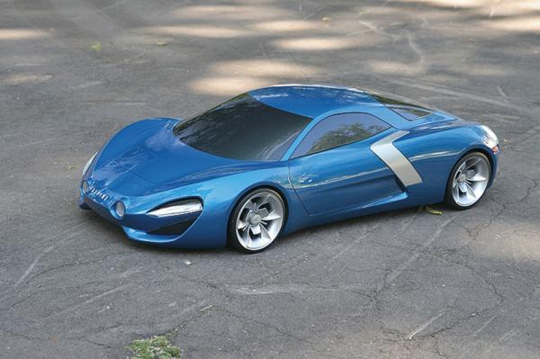 Renault возродит Alpine