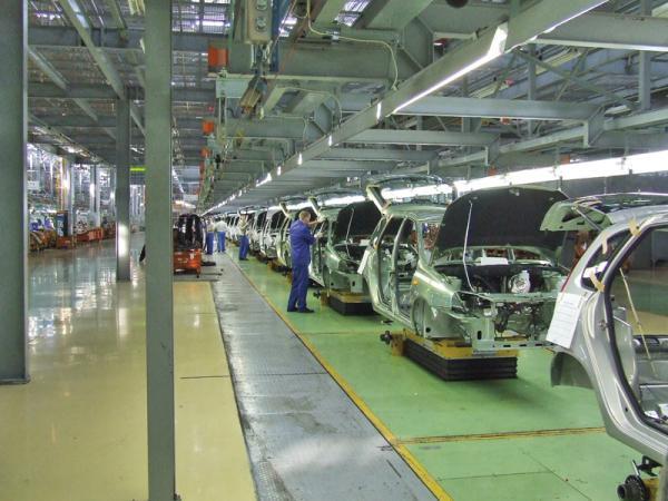 В сентябре Украина увеличила экспорт автомобилей в 2 раза