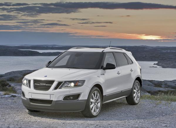 Saab 9-4X: шведский вседорожник мексиканского разлива