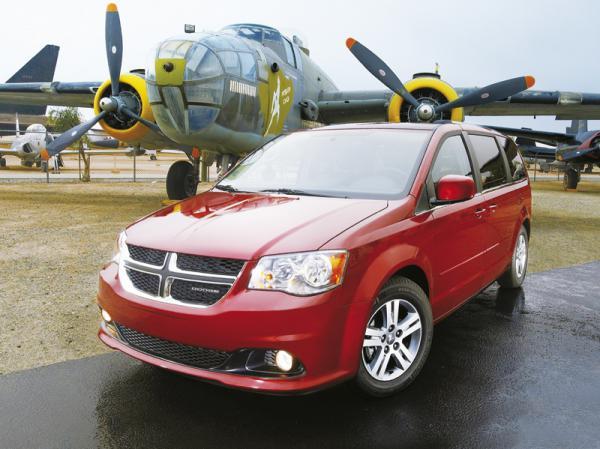 Dodge Grand Caravan: освежение
