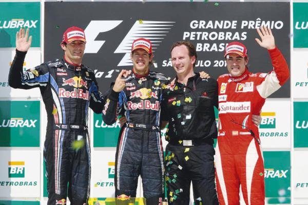 F1: С мыслями об Абу-Даби