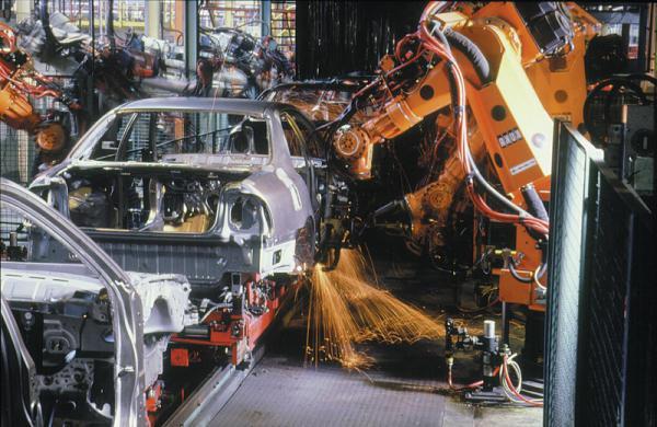 В Украине выросло производство легковых автомобилей на 17,5 процентов