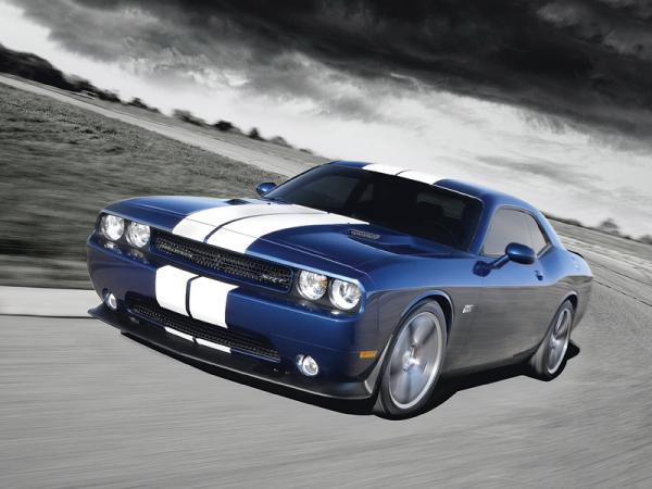 Прибавка в мощности для Dodge Challenger