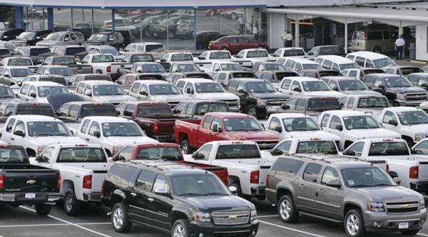 Автомобильный рынок США демонстрирует рост