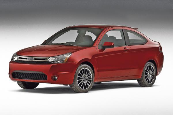Ford Focus стал купе