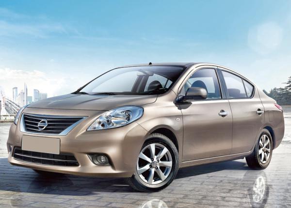 Nissan Sunny представили в Китае
