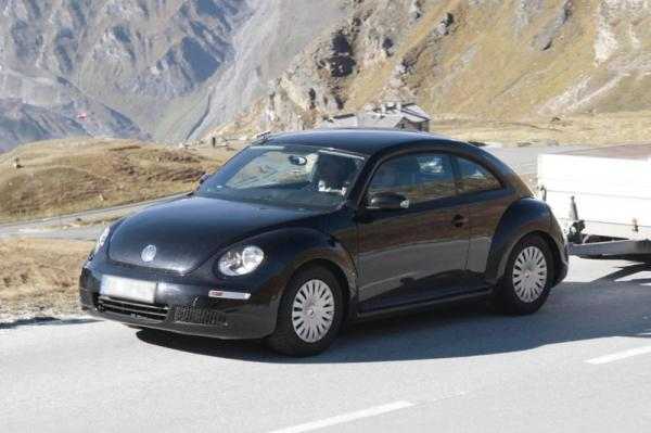 2011 год: в ожидании новых премьер. Volkswagen New Beetle, Volkswagen Golf Cabrio, Volkswagen Up станет серийным Lupo