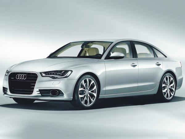 2011 год: в ожидании новых премьер. Audi A6