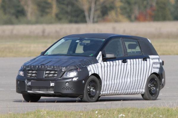 2011 год: в ожидании новых премьер. Mercedes-Benz SLK, Mercedes-Benz C63 AMG Black Series, Mercedes-Benz B-Class, Mercedes-Benz ML-Class