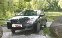 Автомобили с 2,0-литровым мотором имеют меньший дорожный просвет и более жесткую подвеску