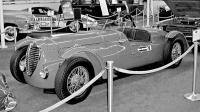 По совету Бугатти управляющий компанией Delahaye Вайффенбах принял решение создать легкий и скоростной автомобиль - модель 135