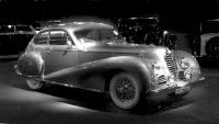 """Ателье Henri Chapron было одним из самых известных """"кузовных"""" партнеров Delahaye, а его работы характеризовались умеренностью и даже определенным консерватизмом. На сегодняшний день считается, что количество сохранившихся Delahaye 135-ой модели не превыша"""