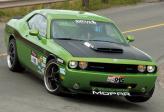 """Много на выставке """"прокачанных"""" маскл-каров. Этот Dodge Challenger от Mopar выдает """"всего"""" 850 л. с."""