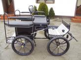 Первые тормозные механизмы представляли собой рычаг с башмаком, который прижимался к колесу